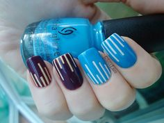 22 Creative Bombastic Nails Design