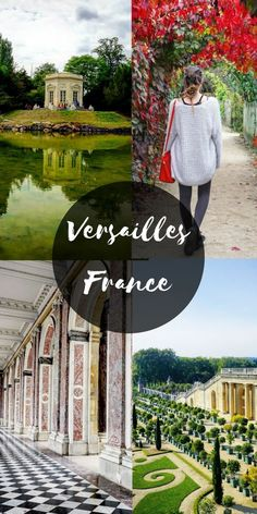day trip from paris france versailles palace and gardens