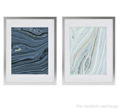 Tips for framing inexpensive hand dyed and marbleized paper and where to find these beautiful oversized papers. The Creativity Exchange