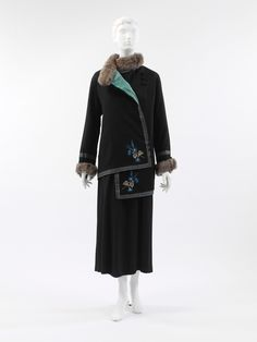 Poiret, c. 1912.... I want this jacket.....