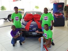 """CMH Toyota Alberton added 6 new photos. Published by Stephan Ueckermann · 28 mins · Midrand ·  💥And its finally time, the test drive day has finally kicked off, come and test drive the ALL NEW Toyota Yaris ONLY AT CMH TOYOTA ALBERTON TODAY.....the Toyota Yaris is #mint 👌💫Our sales team is ready to assist.  👉Free """"boerie"""" roll🌭 with every test drive on the NEW Toyota Yaris, while you wait your turn😉 👉Free car wash with every quote at our Certified used Automark department.  We are… Free Cars, Your Turn, Car Wash, Driving Test, Toyota, Kicks, Mint, Quote, Photos"""