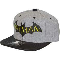 Starter Batman Cave Snapback Cap