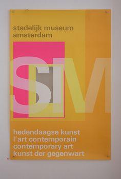 Stedelijk Museum blank by alistairh, via Flickr