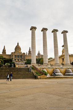 Palacio Nacional de Monjuïc, Barcelona