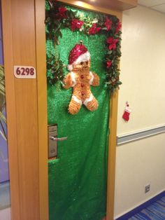 Kids Will Love Decorating Their Cabin Door Christmas Cruises Travel Cruise