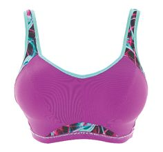 Freya Active Underwired Sports Bra: Discover a sports bra range designed for maximum performance. The moulded crop top sports bra offers full coverage complete with odour management fabric and mesh panels for cool comfort. Discover the benefits of wearing the new Freya Active UW Moulded Crop Top Sports Bra and the difference it can make to your performance...