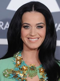 katy perry at the 55th grammy awards