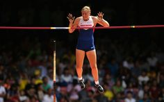 Holly Bradshaw's highs and lows have prepared her for pole vault final in Beijing