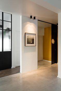 Bauhaus Apartment renovated by Raanan Stern