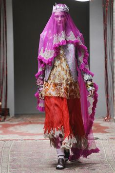 Meadham Kirchhoff | Fall 2010 Ready-to-Wear Collection | Style.com