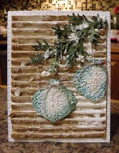 Work Christmas Card by nwilliams6 - Cards and Paper Crafts at Splitcoaststampers