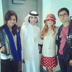 bella thorne dubai  | Bella Thorne & Zendaya Arrive In Dubai | Celebrity Teen Scoop