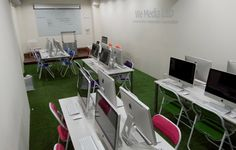 Coworking Space - Space Noah, Seoul, South Korea
