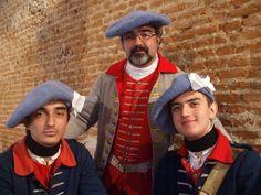 Royal Ecossais reconstitutions du XVIIIème siècle