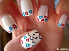 togepi nails. wow