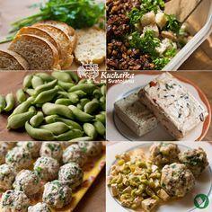 KNEDLÍKY S AČOKČOU A TOFU Kuchařka ze Svatojánu: Hlavní jídla