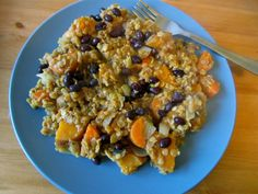 Spiced Red Lentils, Sweet Potato, & Carrot! Healthy vegetarian meal