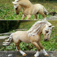 Schleich Customs | Andalusier Hengst
