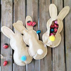 Está chegando a data mais doce do ano, e com ela a alegria da criançada pela caça ao coelho e as delícias proporcionadas pelo bichinho de olhos vermelhos e pelo branquinho. Para você se sair bem ne...