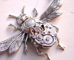 steampunk jewelry