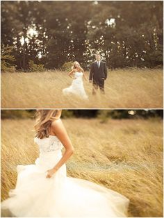 Could be cute idea even minus the wedding dress for a cute summer dress