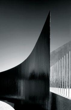 Wallace Cunningham | Brush Stroke | La Jolla, CA