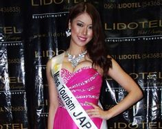 Miss Tourism World 2014 Winner is Tomomi Kondou