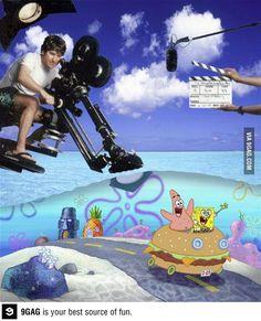 How the Spongebob movie was made