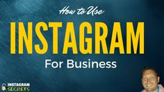 How to Use Instagram Traffic for Business in 2016 Internet Marketing, Online Marketing, Digital Marketing, Online Web Design, Lead Generation, Being Used, Business, Tips, Instagram