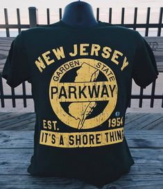"""Jersey4Sure - Parkway """"It's A Shore Thing"""" T-shirt, $22.95 (http://www.jersey4sure.com/parkway-its-a-shore-thing-t-shirt/)"""