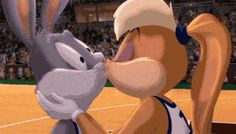 Find GIFs with the latest and newest hashtags! Search, discover and share your favorite Bugs Bunny GIFs. The best GIFs are on GIPHY. Looney Toons, Looney Tunes Cartoons, Lola Space Jam, Bugs Bunny Pictures, Bugs Bunny Quotes, Bunny Tumblr, Bugs And Lola, Looney Tunes Space Jam, Rabbit Gif