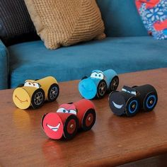 Cars 3 Cardboard Craft For This Basteln Pappe. Build Your Own Cars The post Cars 3 Cardboard Craft For This appeared first on School Ideas. Projects For Kids, Diy For Kids, Crafts For Kids, Easy Projects, School Projects, School Ideas, Cardboard Car, Cardboard Crafts, Diy Auto