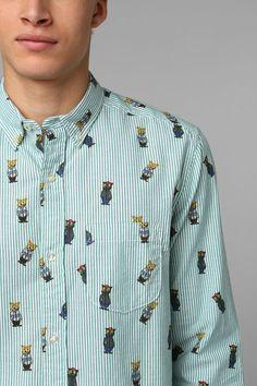 Tress Spacedye Short Sleeve Shirt