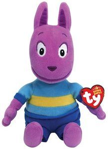 Backyardigans Austin Beanie Baby Plus