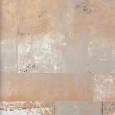 Walls Republic Henge Faux Metal Trompe L'oeil x Abstract Wallpaper Color: Wallpaper Color, Metallic Wallpaper, Home Wallpaper, Textured Wallpaper, Textured Walls, Pattern Wallpaper, Wallpaper Ideas, Spiegel Design, Contemporary Wallpaper