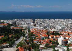 Thessaloniki, Greece Selanik,Yunanistan The Turk, Thessaloniki, Macedonia, San Francisco Skyline, Paris Skyline, Greece, Dolores Park, City, Travel