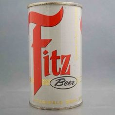 Fitz Beer 64-19 - Arts Beer Cans - Resource for beer can buying, selling, &…