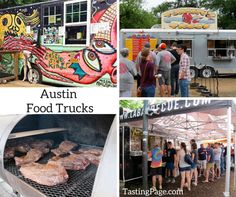 Austin Food Trucks - tips and info on what food trucks to hit in Austin, Texas