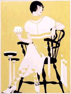 illustration by Coles Phillips