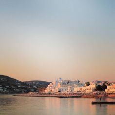 Last night's sunset was . . . . . . . . . . . . #nofilter #noedit #greece #travel #instatraveling #instatravel #paros #europe #wander #blue #photo #photooftheday #photography #instaphoto #instagood #instalike #sunset #instasun #vacation #color #inspo #inspiration #ootd #foodie #nom #style #clouds #scottscheapflights #bellavitatravels @visitgreecegr