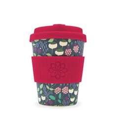 Ecoffee reusable cup 12 oz ml)- Each year, 100 billion single use coffee cups end up as landfill. That's why we created the Beatrix Ecoffee Cup, an environmentally responsible reusable cup made with natural bamboo fibre – one of the world's Take Away Cup, Glass Coffee Cups, Reusable Coffee Cup, Birthday Cup, Pip Studio, Cappuccino Cups, No Plastic, Ceramic Cups, Tea Mugs