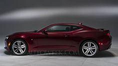 2016 Chevy Camaro Gen 6 photos and details