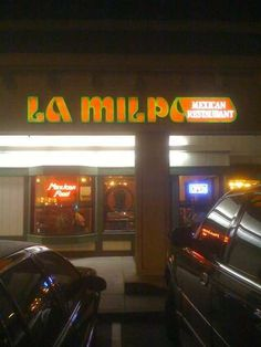 La Milpa Mexican Restaurant in Milpitas.  Chile Rellenos and Sopapillas.  So good.