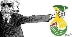 Copa 2014 - dinheiro & corrupção (Fonte: Carauba Hot News)