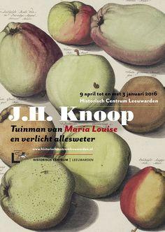 Tentoonstellingsaffich J.H. Knoop