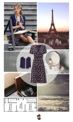 """""""The Age of Adaline ♥"""" by irish-eyes-were-smiling ❤ liked on Polyvore featuring moda, Kate Spade, Oris, blakelively ve AgeofAdaline"""