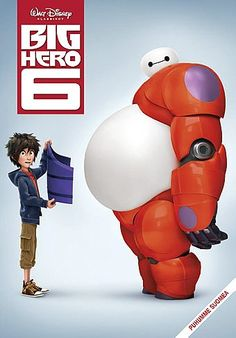 Disney Big Hero 6 movie poster with Hiro and Baymax. This poster is fun and a great one to own. Come get your Big Hero 6 Poster today. Disney Pixar, Disney Dvd, Heros Disney, Walt Disney Animation Studios, Disney Movies, Disney Marvel, Pixar Movies, Walt Disney Pictures, Great Movies