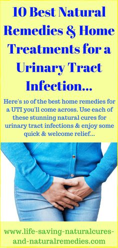 Wow! 10 Home Remedies for UTI That Give Fast Relief...