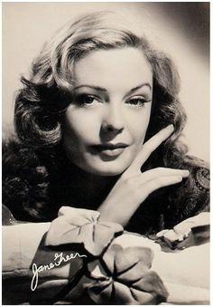 Jane Greer 1924-2001