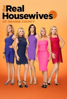 Day #16 - Guilty Pleasure Show - The Real Housewives of Orange County